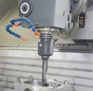 shear pin for use in a CNC machine center